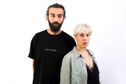 Founders of ArtBox Lydia and Bilal