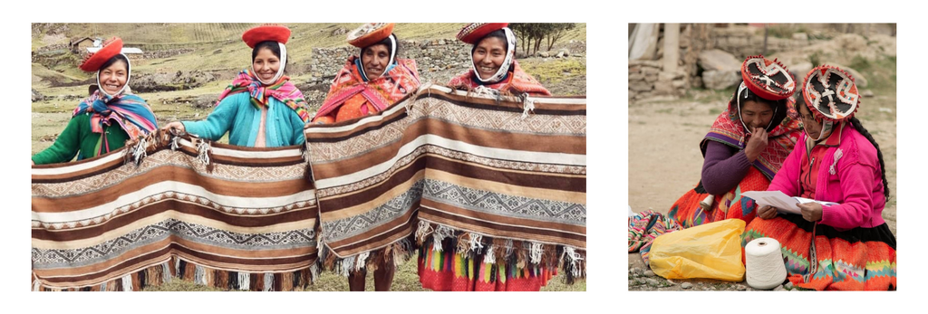 Threads of Peru help preserve the culture of the artisans and give importance in educating them