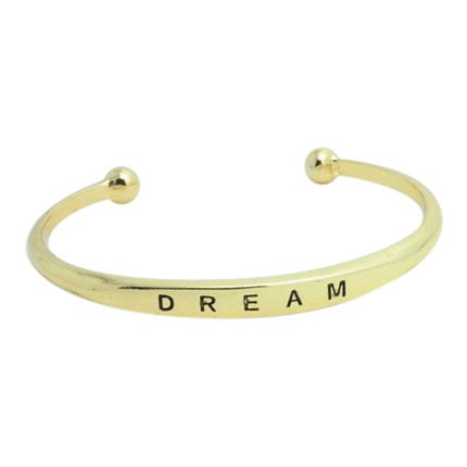 Styledeals Dream bangle goud