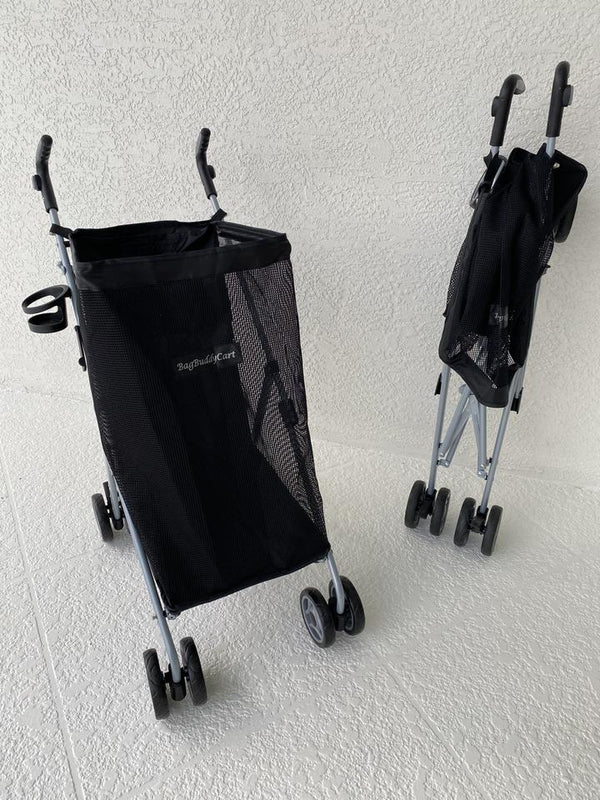 Bag Buddy Cart - Roll with the stroll!