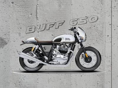Royal Enfield | Interceptor/GT650 | Buff | Full Kit