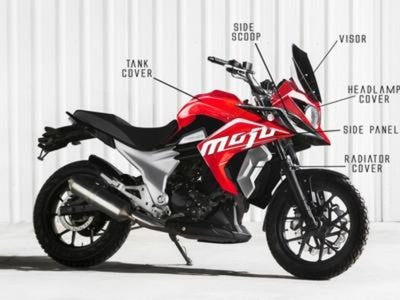 Mahindra | Mojo | Xplorer | Full Kit