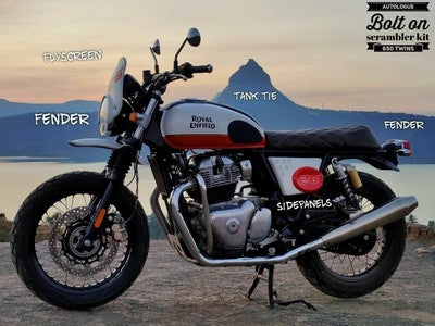 Royal Enfield | Interceptor/GT650 | Ruff | Full Kit