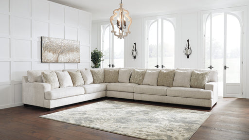 Rawcliffe Signature Design by Ashley 4-Piece Sectional image