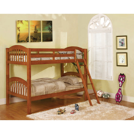 Coney Island Oak Twin/Twin Bunk Bed image