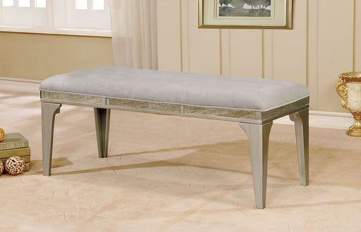 DIOCLES Silver/Light Gray Bench image
