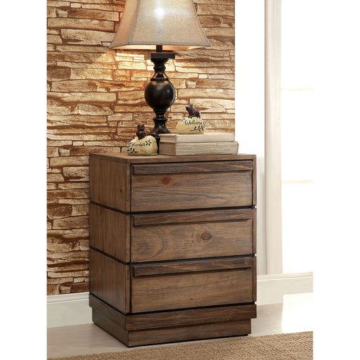 COIMBRA Rustic Natural Tone Night Stand image