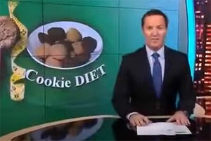 Cookie Diet Australia on Today Tonight