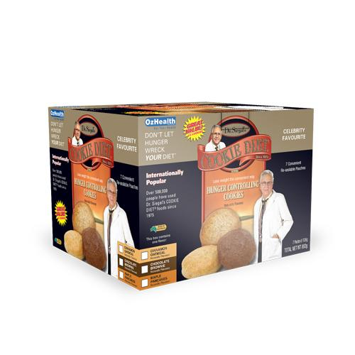 Cookie Diet – 2 Month Variety Pack