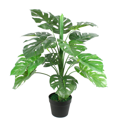 Artificial Monstera Plant 80 cm