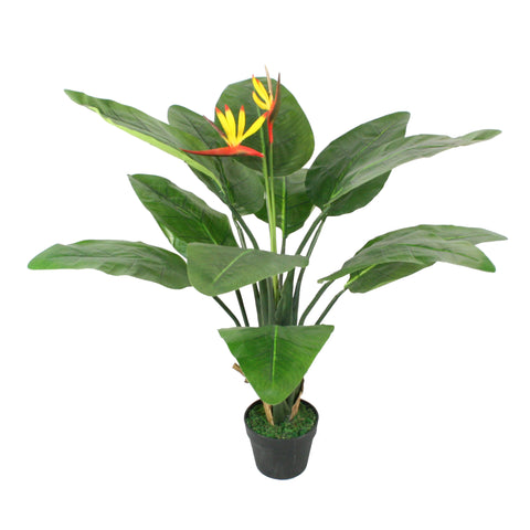 Artificial Birds of Paradise Plant 3 ft