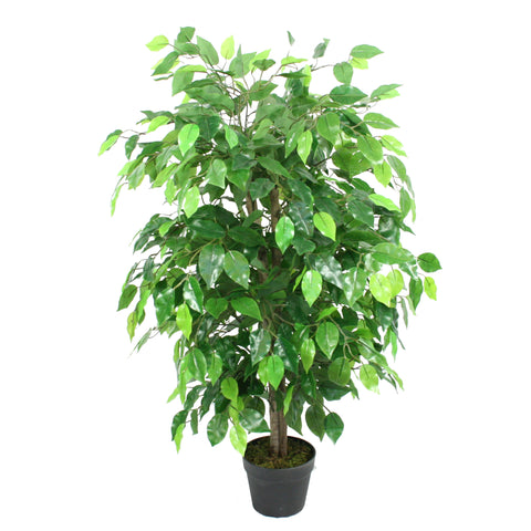 Artificial Ficus Plant 3 ft