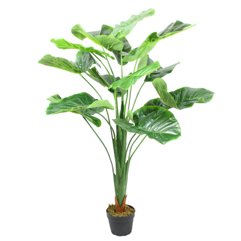 Artificial Taro Plant 4 ft