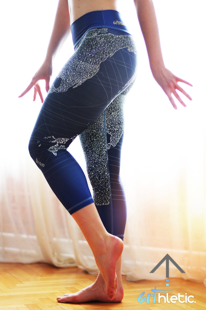 Terra capris - Arthletic Wear - 2