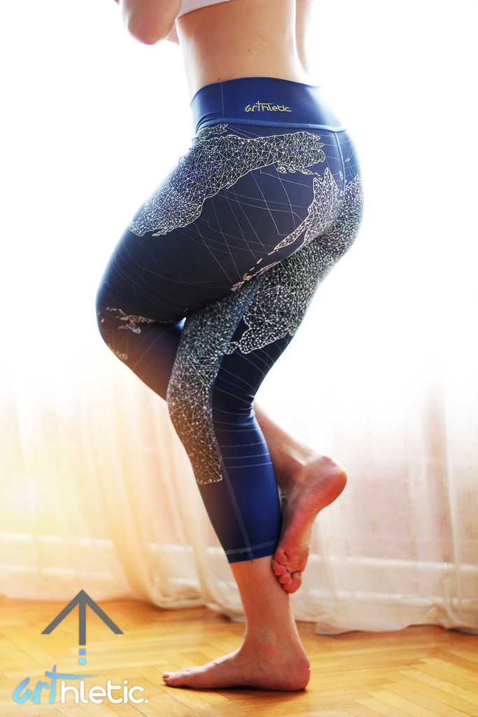 Terra capris - Arthletic Wear - 5