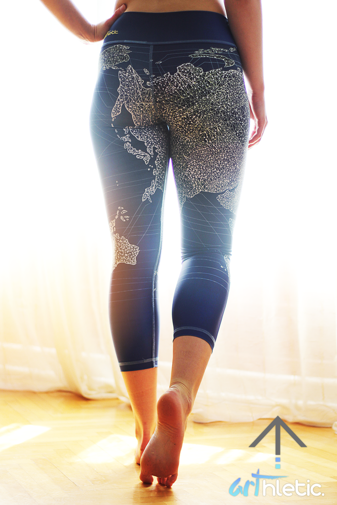 Terra capris - Arthletic Wear - 3