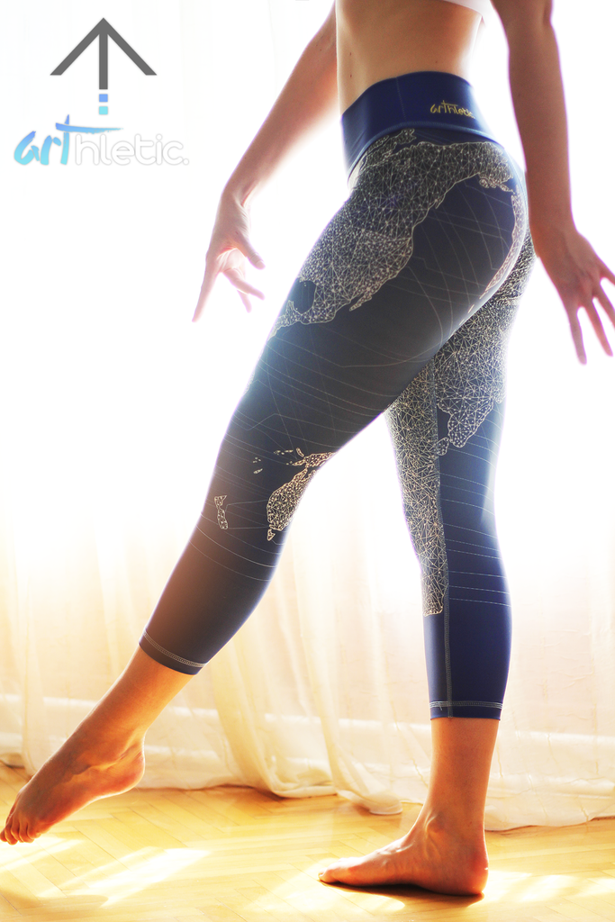 Terra capris - Arthletic Wear - 4