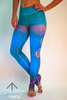 Aurora Borealis Leggings - Arthletic Wear - 2