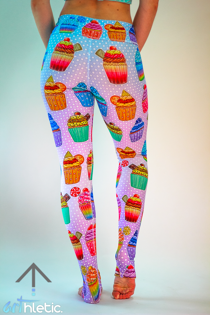 Cupcakes Matchy-Matchy Bundle - Arthletic Wear