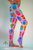 Cupcakes Leggings - Arthletic Wear - 3