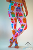Cupcakes Leggings - Arthletic Wear - 7