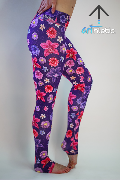 Wanderlust Dreaming Leggings