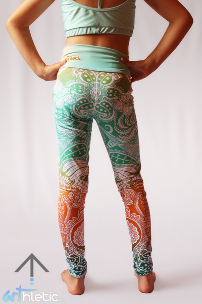 Shanti mini leggings - Arthletic Wear - 1
