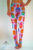 Cupcakes Leggings - Arthletic Wear - 5