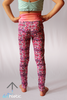 Pink Dream mini leggings - Arthletic Wear - 3