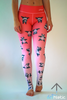 Pink panda leggings - Arthletic Wear - 5