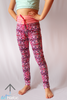 Pink Dream mini leggings - Arthletic Wear - 2