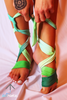 Mint Candy wraps - Arthletic Wear - 1