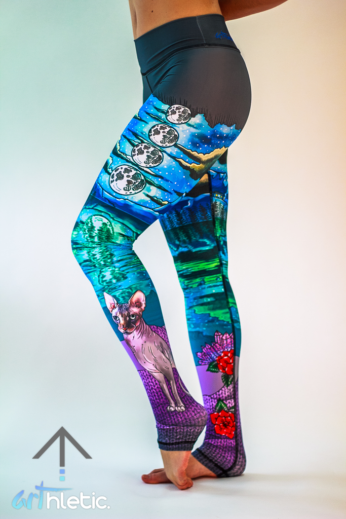 Benito Leggings - Arthletic Wear