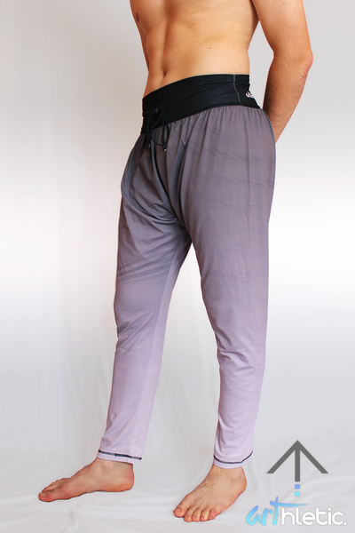 Steel Men's Harem Pants - Arthletic Wear - 1