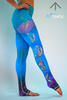 Aurora Borealis Leggings - Arthletic Wear - 1