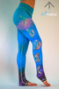 Aurora Borealis Leggings - Arthletic Wear - 3
