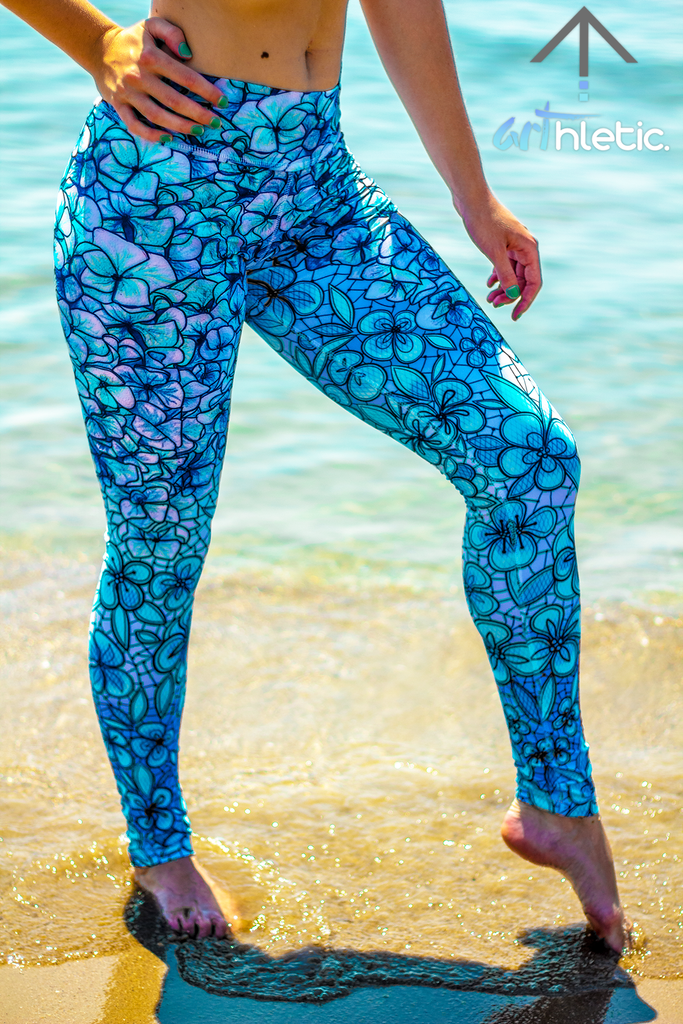 Annabelle Leggings - Arthletic Wear - 1
