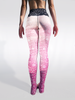 Lace Leggings - Arthletic Wear - 2