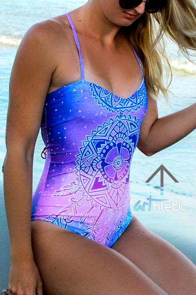 Daydreamer swimsuit - Arthletic Wear - 1