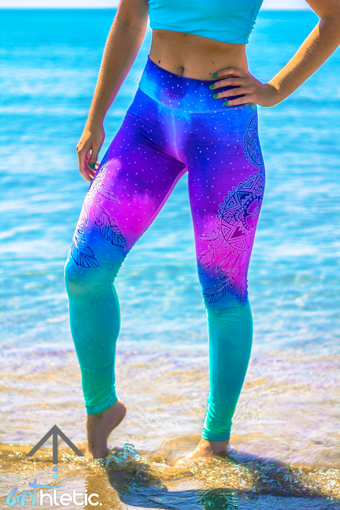 Daydreamer leggings - Arthletic Wear - 2