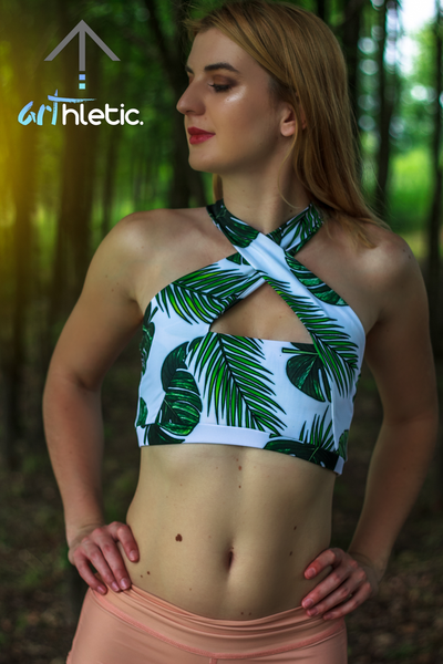 Tropical Goddess Top