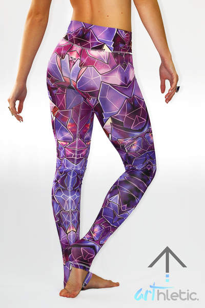 Dark Crystal leggings - Arthletic Wear - 1