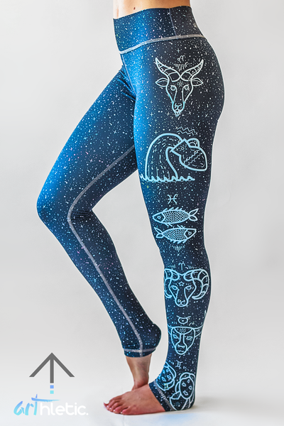Zodiac Midnight Leggings