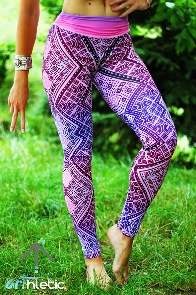 Navajo leggings - Arthletic Wear - 1