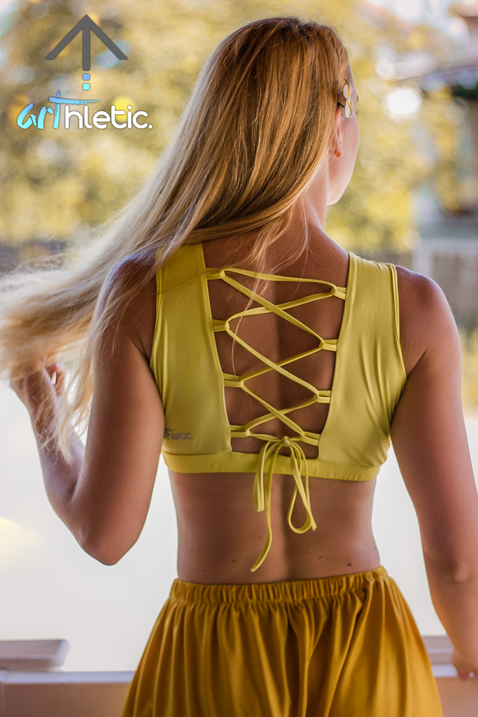 Happy, happy, happy top by arthletic-wear.myshopify.com I Crop Tops I