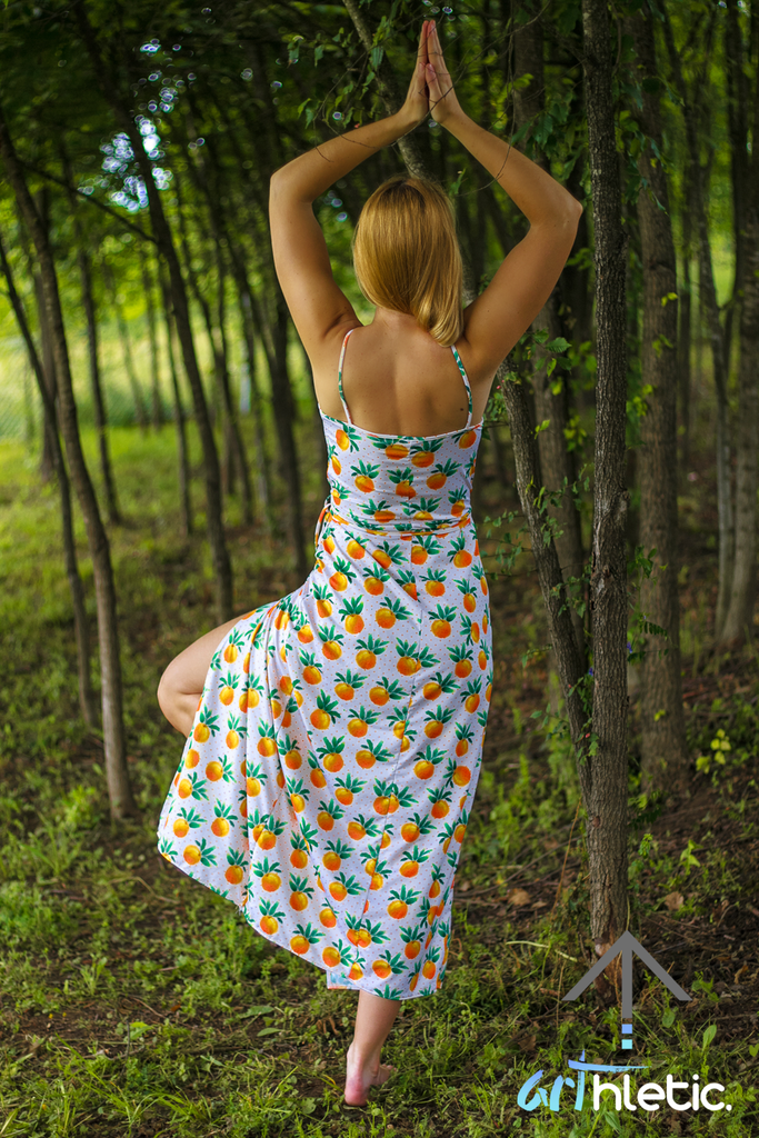 Citrus Dress - Arthletic Wear