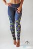 Viola Block Leggings