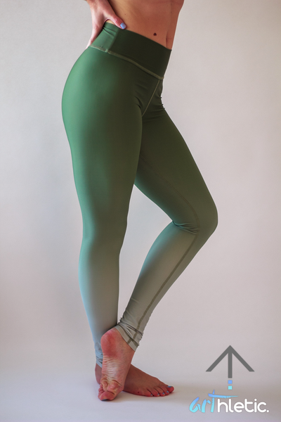 Olive Leggings (XS, S)