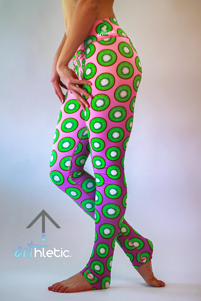 Kiwi Tart Leggings
