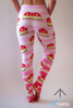 Strawberry Cheesecake Leggings
